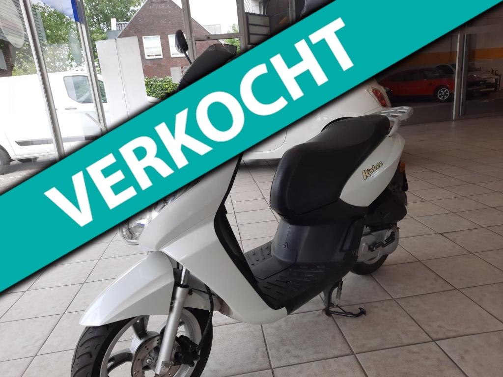 Peugeot-Snorscooter Kisbee 4T